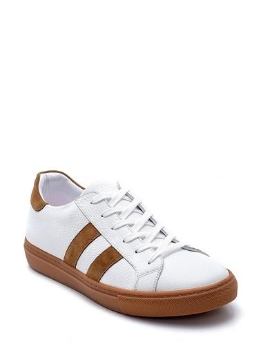 Derimod Erkek Ayakkabı(153) Sneaker Beyaz